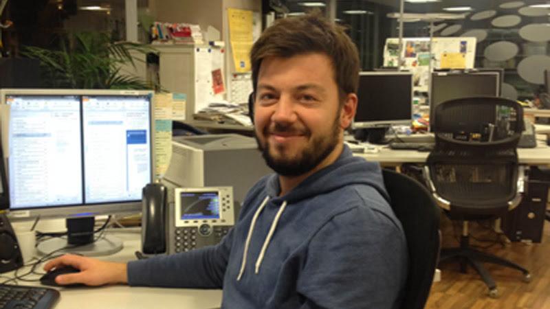 Guillaume Daudin, décrypteur du Front National à l'AFP