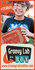 Groovy Lab in a Box Is Much More Than Science Supplies