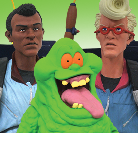 THE REAL GHOSTBUSTERS SELECT SERIES