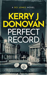 The DCI Jones Casebook: Sean Freeman by Kerry J Donovan