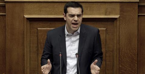 Tsipras asegura que Grecia quiere pagar la deuda y que está en los socios negociar las condiciones. /EFE