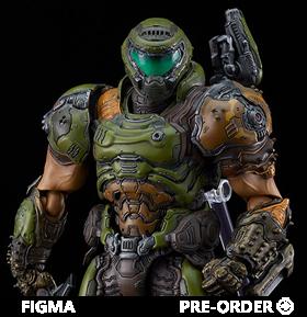 Doom Eternal figma SP-140 Doom Slayer