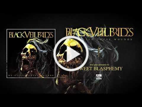 BLACK VEIL BRIDES - Sweet Blasphemy (2020)