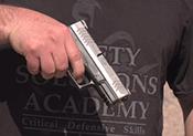 Proper Handgun Grip for Handguns