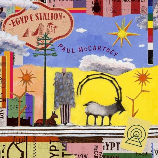 Paul McCartney – Egypt Station (2018) Mp3