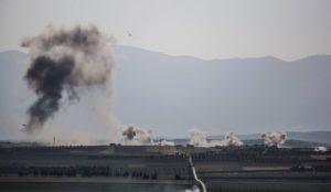 Syria: Christian city attacked by jihadist militia missiles killing 6 civilians, injuring 6 children