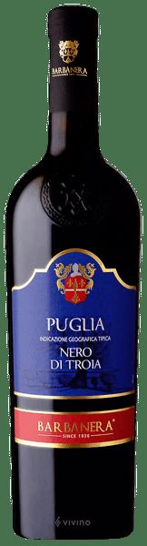 Barbanera Nero di Troia Puglia | Wine Info