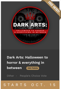 Dark Arts: Halloween to horror & everything in between - STARTS OCT. 15