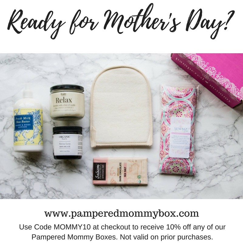 10% Off at Pampered Mommy...