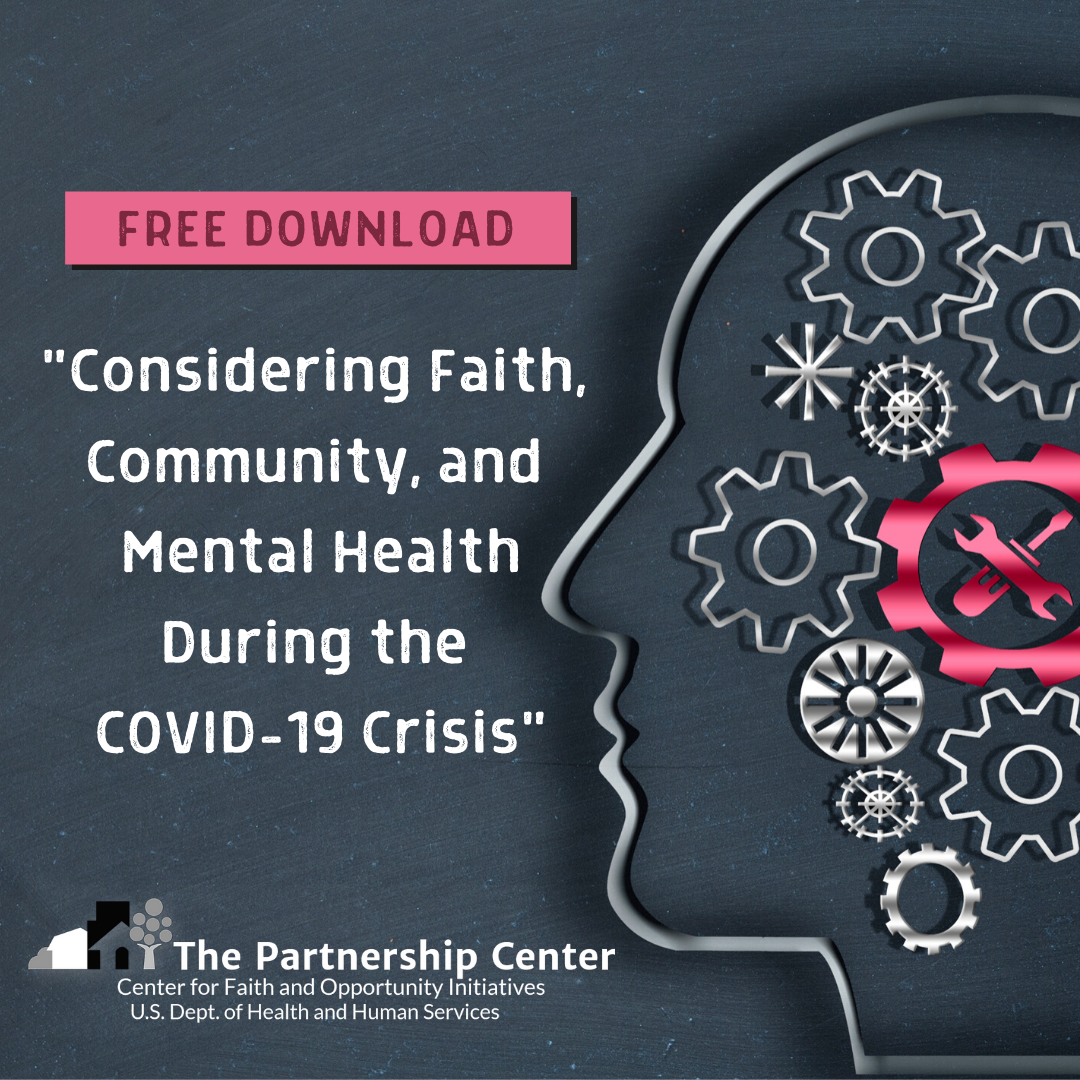 Free Download: Considering Faith, Community, and Mental Health During COVID19