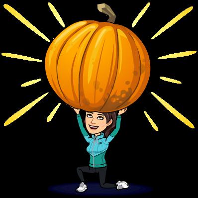 heidi pumpkin