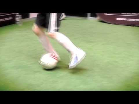 Coerver Kid Luis Shows off his Amazing Soccer Skills!!