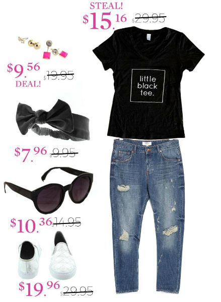 IMAGE: Style Steals- 8/17/15- Styled Look for Busy Women