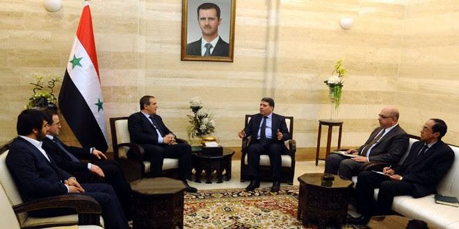 """SIRIA: """"Expatriados sirios contribuyen al desarrollo de la cooperación entre Siria y países extranjeros donde residen"""""""