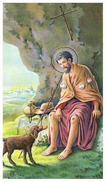 Nasz patron - Parafia św. Rocha w Jasieńcu
