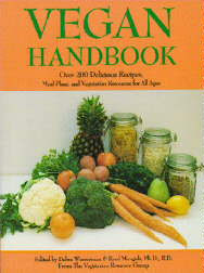 VEGAN HANDBOOK COVER