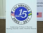 CDC Rwanda Anniversary