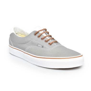 Vans UA Era 59 C&L Sepatu Sneaker Pria - Gray/Floral [VN0A4U3A1US]