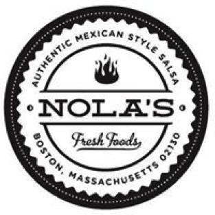 Nola's Salsa Logo