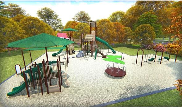 Andamar Park rendering