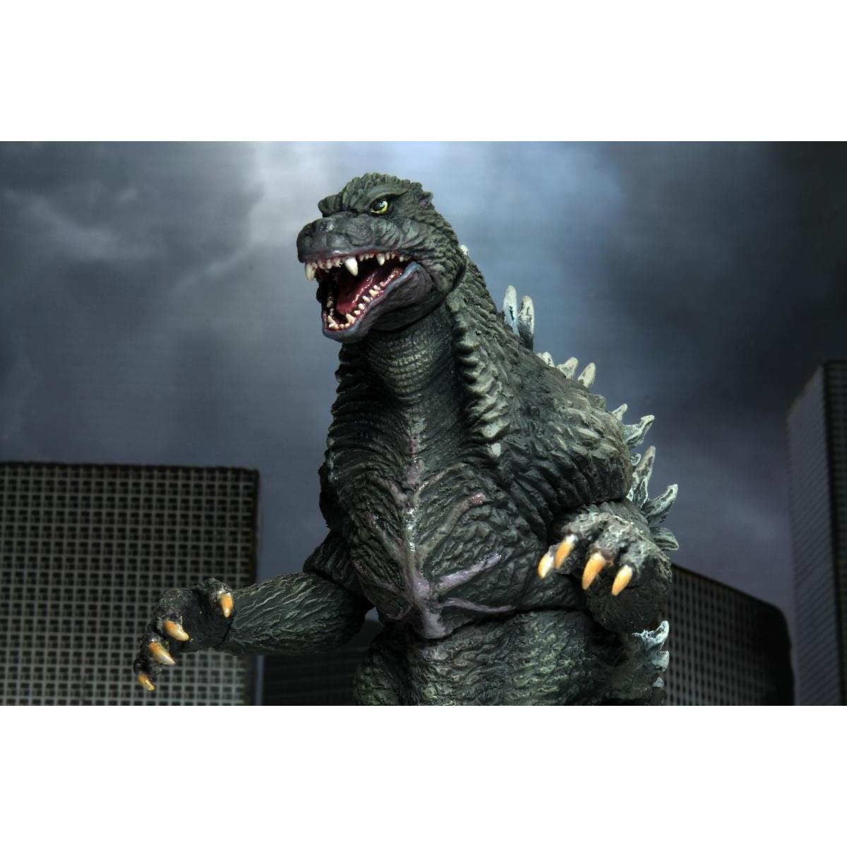 """Image of Godzilla - 12"""" Head to Tail Action Figure - Classic 2003 Godzilla - JUNE 2020"""