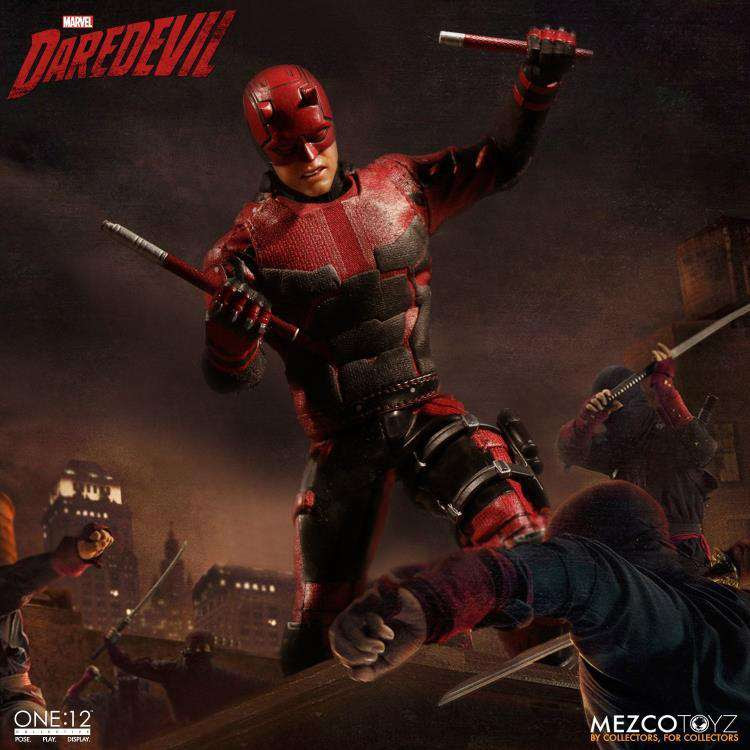 Image of Marvel One:12 Collective Daredevil
