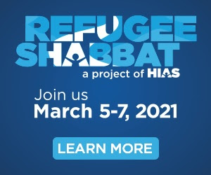 Hebrew Immigrant Aid Society - Refugee Havdalah Service