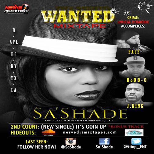 Sa Shade - Wanted-CD