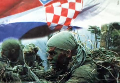 Defending freedom - Croat defenders 1991 - 1995