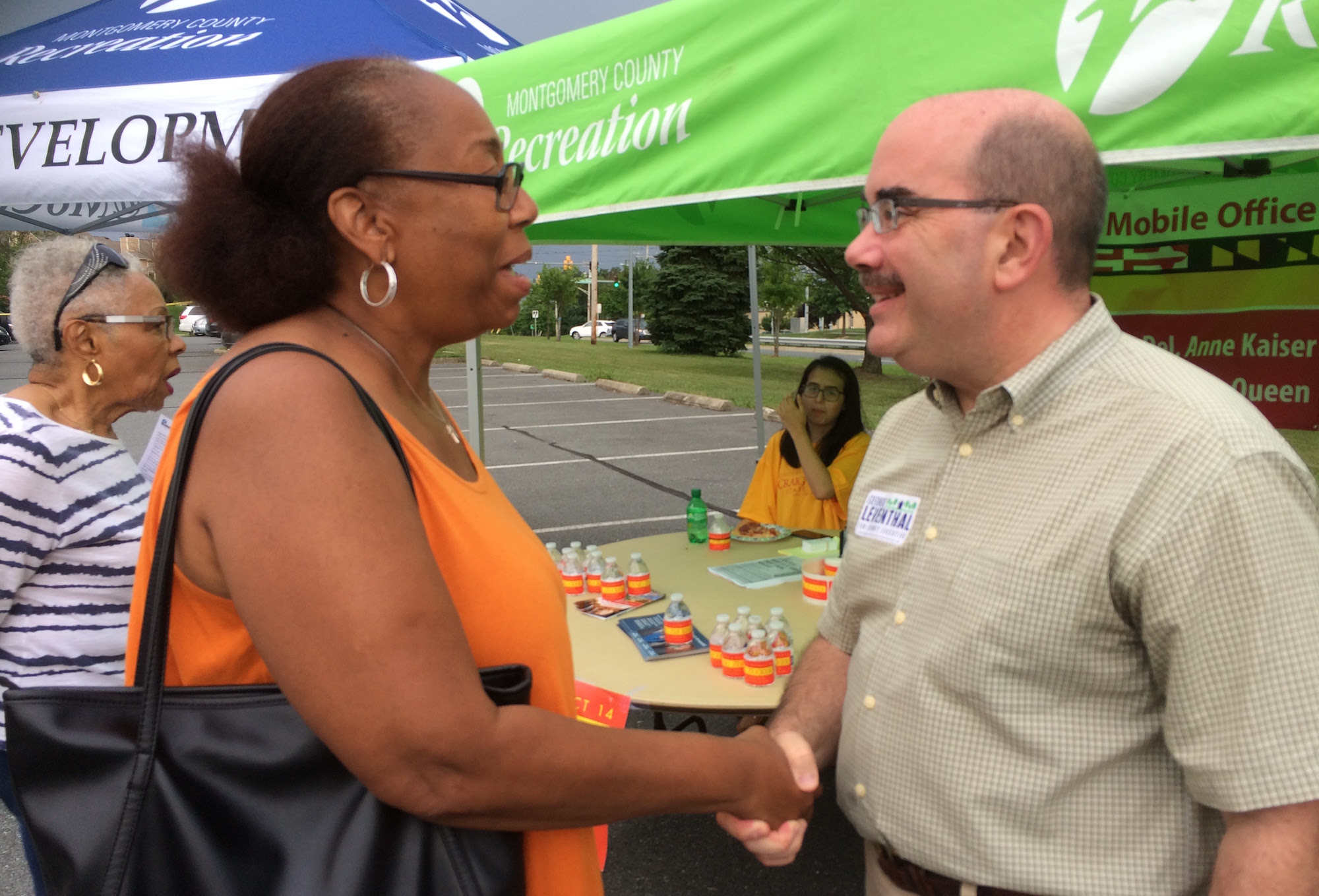 George Leventhal for Montgomery COunty