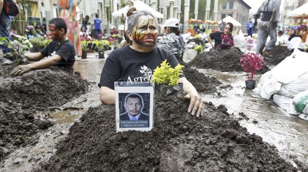 La Comisión de Búsqueda de Personas Desaparecidas no quiere desaparecer