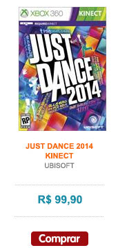 JUST DANCE 2014 - KINECT