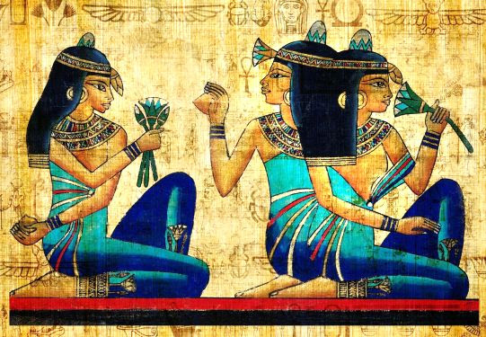 Egyptian Paintings -4