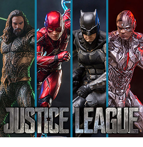IRON STUDIOS DC COMICS 1/10 ART SCALE STATUES