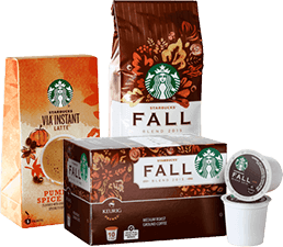 Fall Coffee Flavors