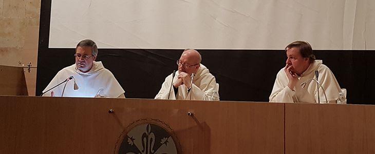 Fiesta Santo Tomás Salamanca conferencia