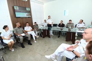 apresentação dos programas aconteceu no dia 29 de agosto