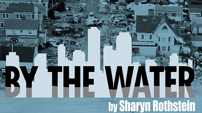 By the Water by Sharyn Rothstein