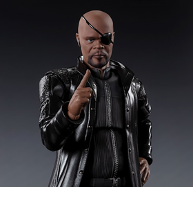 The Avengers S.H.Figuarts Nick Fury