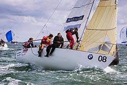 J/24 sailing Ireland