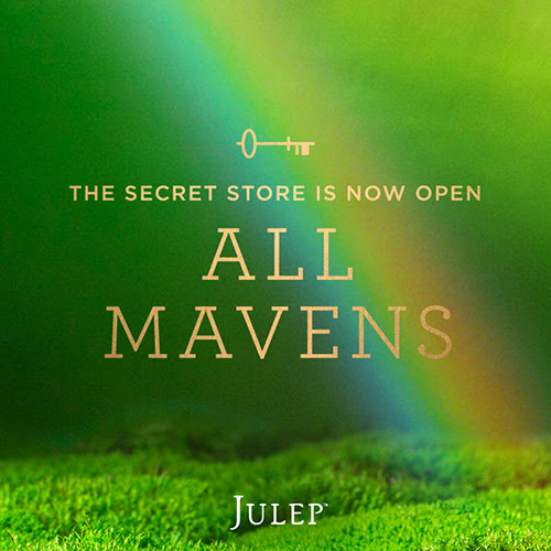 Julep Mavens Save Up to 85% in...