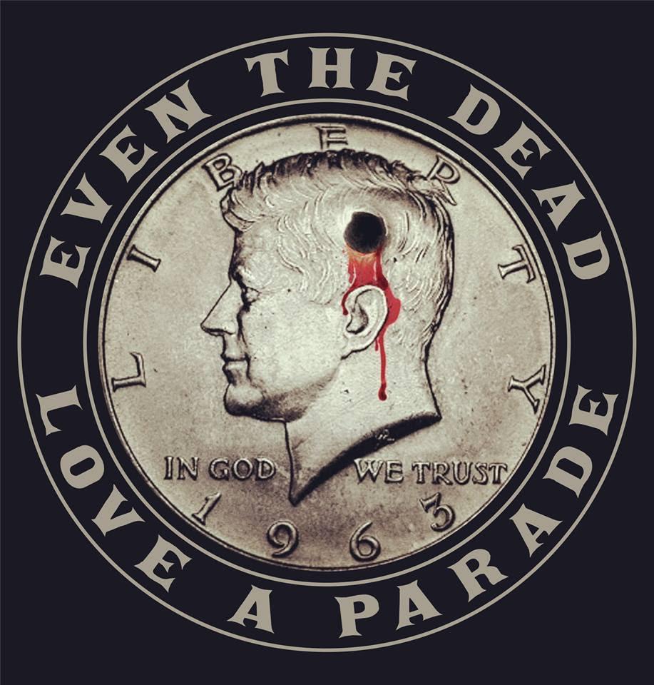 Even the Dead love a parade