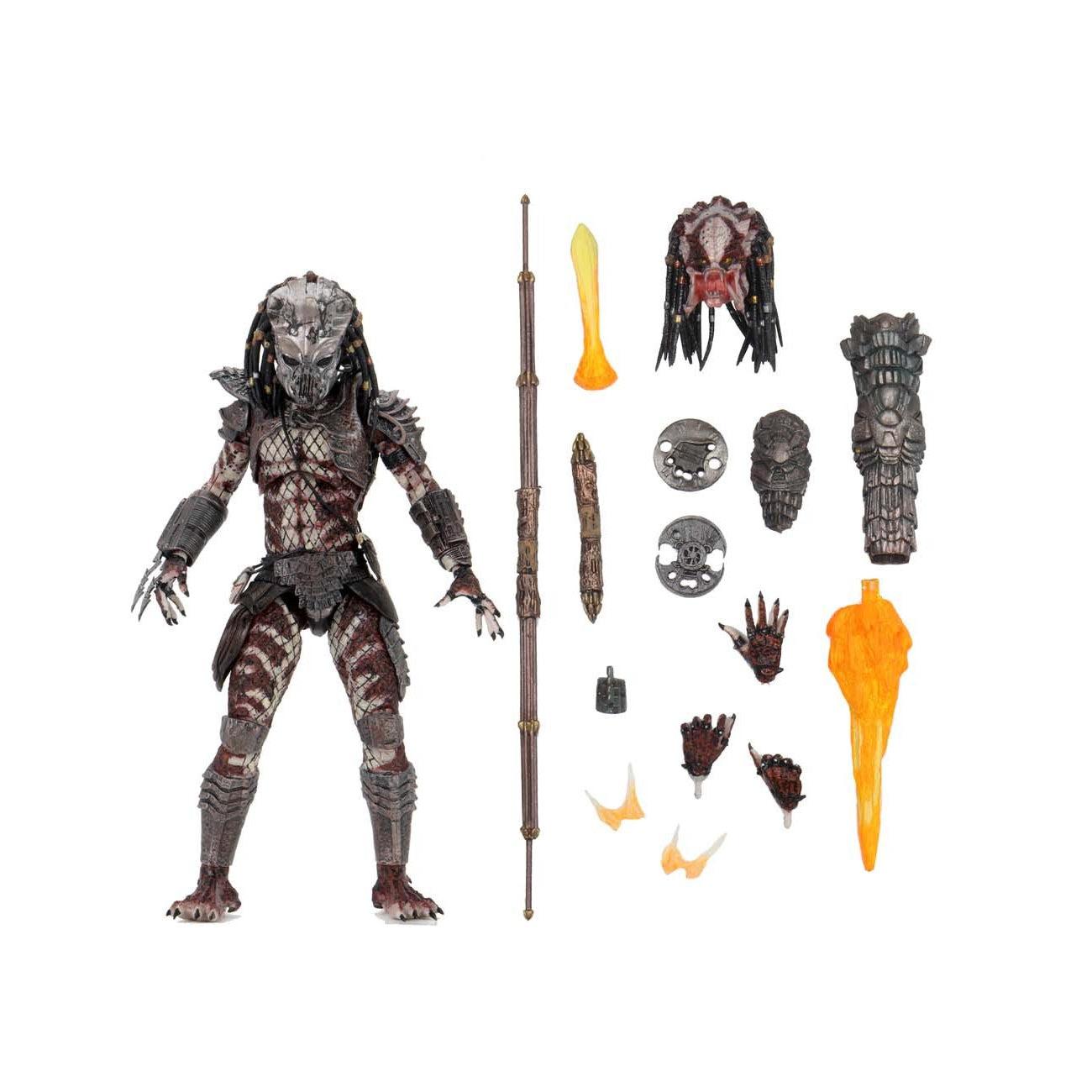 Image of Predator 2 – Ultimate Guardian Predator 7″ Scale Figure - OCTOBER 2020
