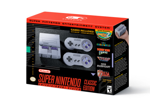 More units of Super NES Classic Edition will ship on its Sept. 29 launch day in the U.S. than were s ...