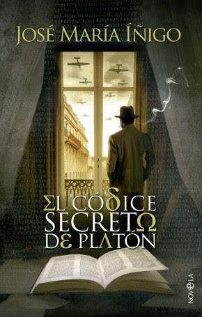 Portada de El códice secreto de Platón