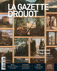 La Gazette Drouot Couverture
