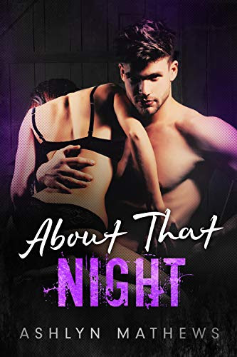 Cover for 'About That Night (Reckless Book 1)'