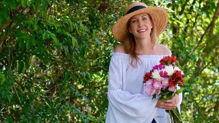 Nina Bandoni, founder of the Sharing a Journey blog