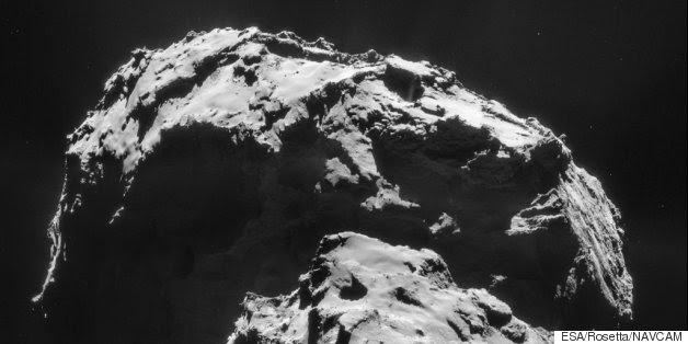 Comet Crust Mystery Solved