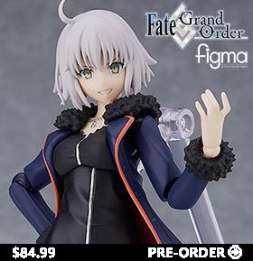 Fate/Grand Order figma No.428 Avenger (Jeanne d'Arc) Shinjuku ver.